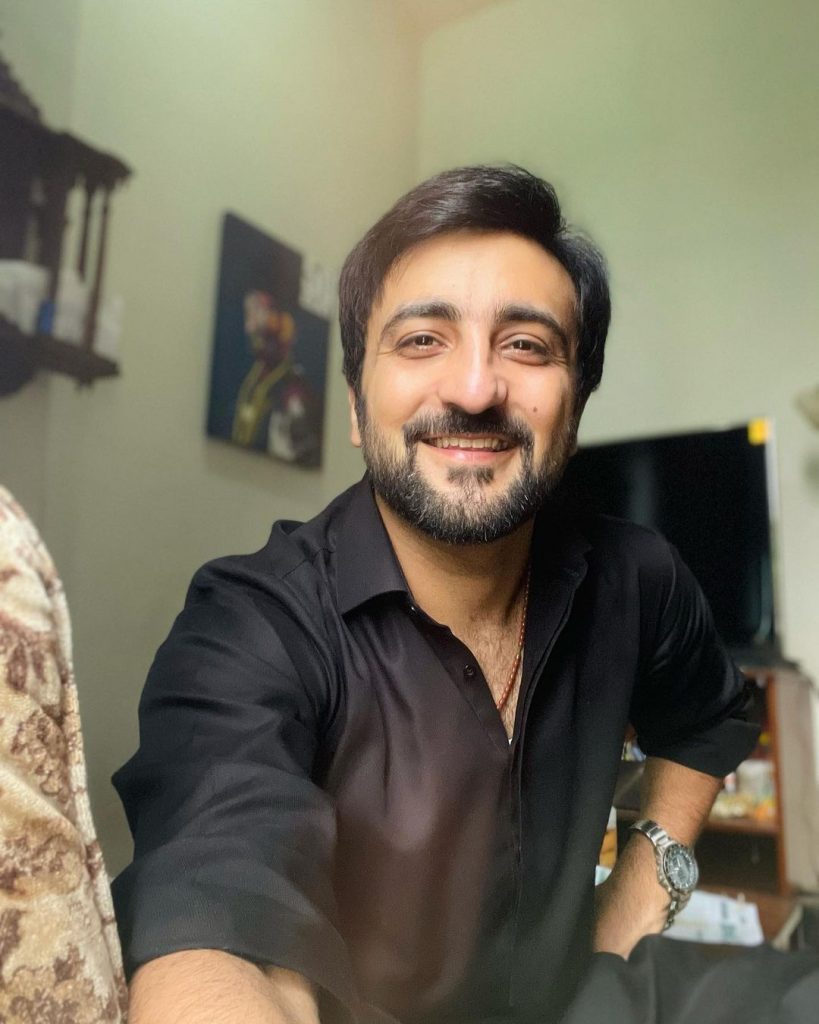 Actor Sardar Mohammad Usman Tied The Knot