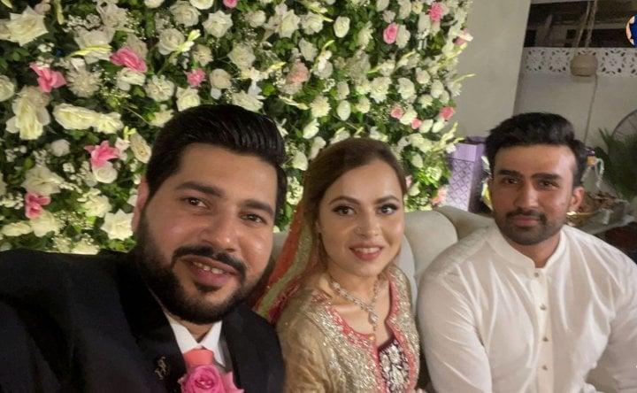 Engagement Ceremony Of Shagufta Ejaz's Daughter- Exclusive Pictures