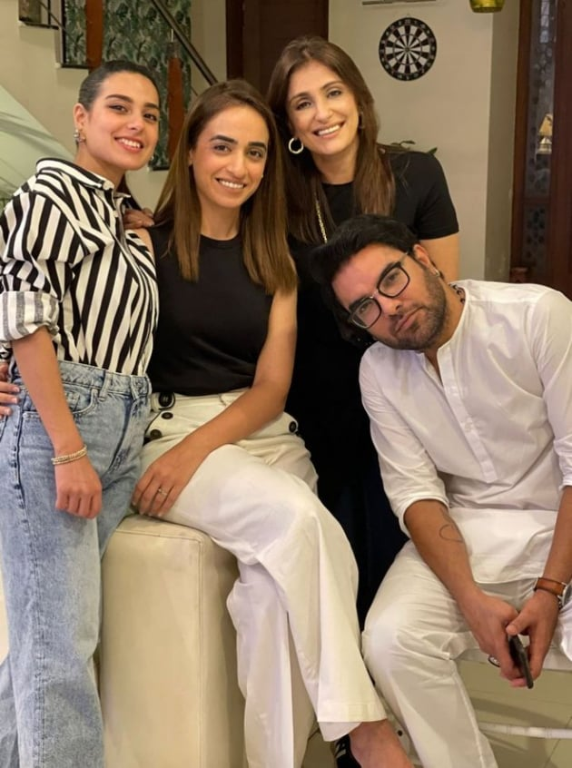 Shahzad Sheikh Celebrated His Birthday With Family and Close Friends