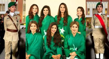 Kubra Khan And Sajal Aly's First Look from Sinf-e-Aahan