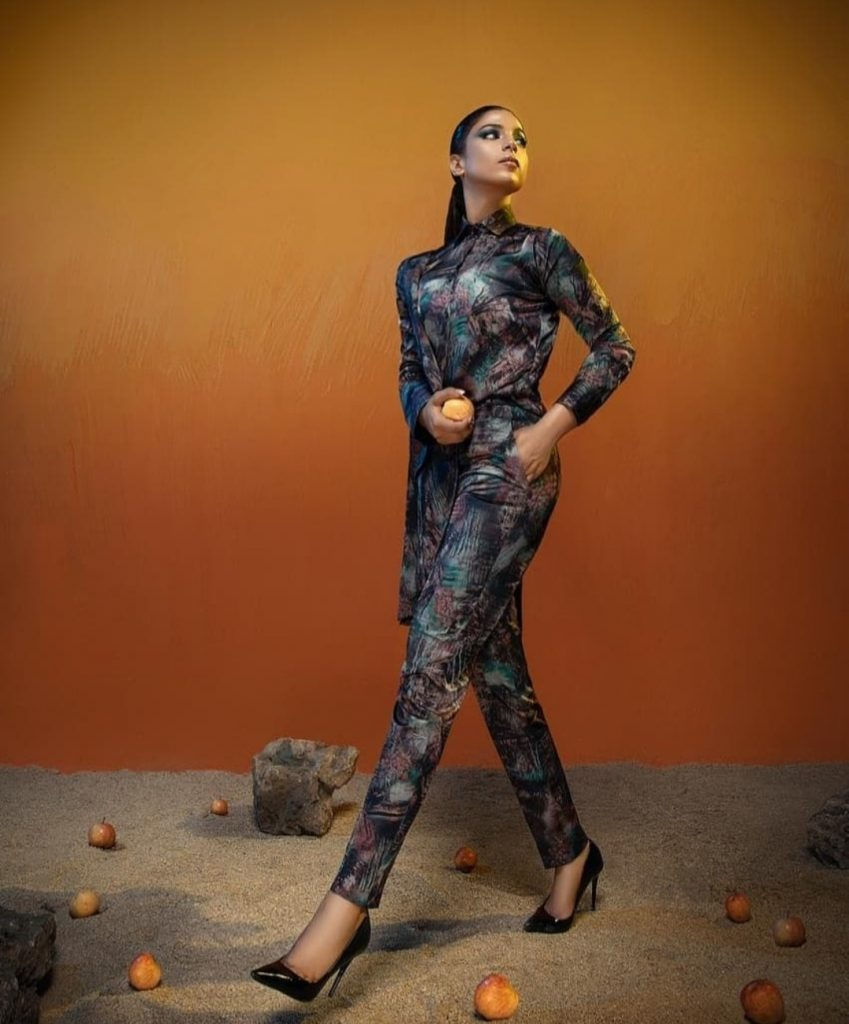 Sonya Hussyn's New Photoshoot Ignites Criticism