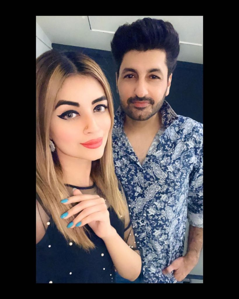 Syed Jibran Shared The Reason Behind Not Posting Pictures With Wife