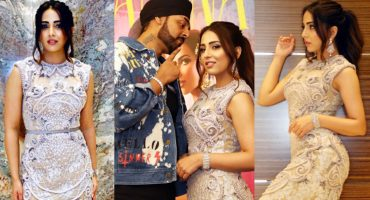 Ushna Shah's Pictures From Kangna Launch Invite Criticism