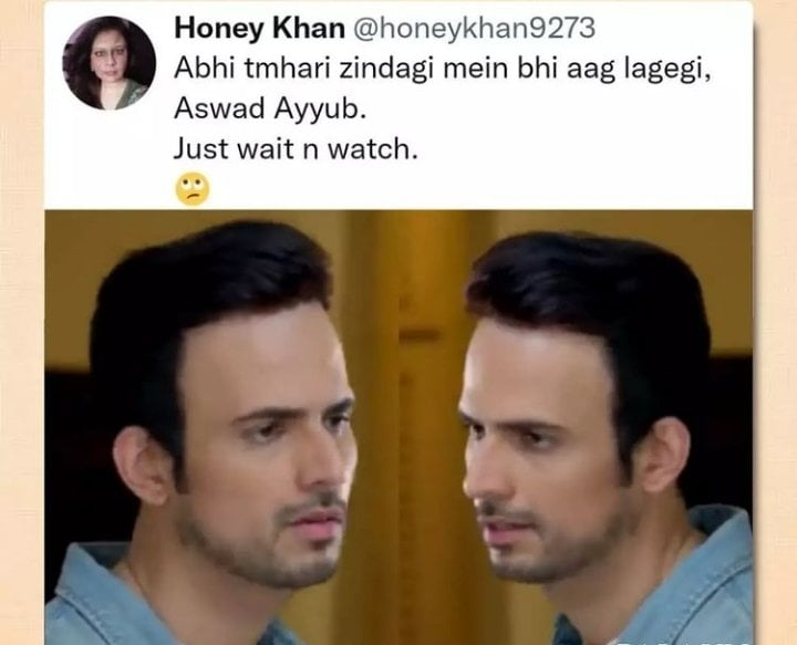 Internet Flooded With Posts Criticizing Aswad's Character In HKKST