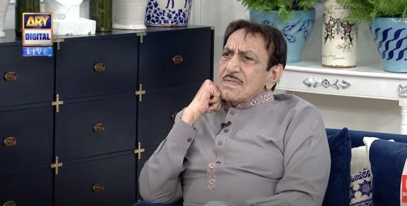 Why Mustafa Qureshi Was Hesitant To Work With Zeba