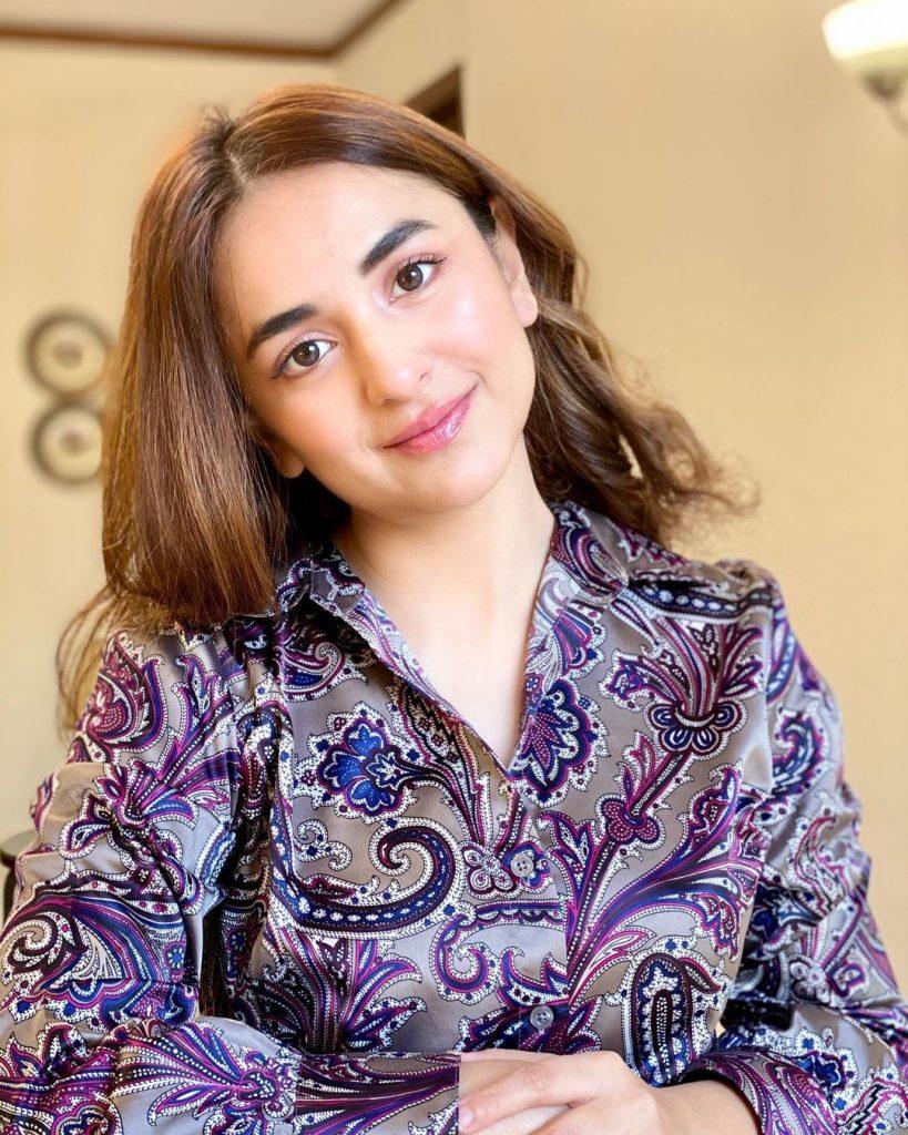 Alluring Latest Clicks Of Yumna Zaidi