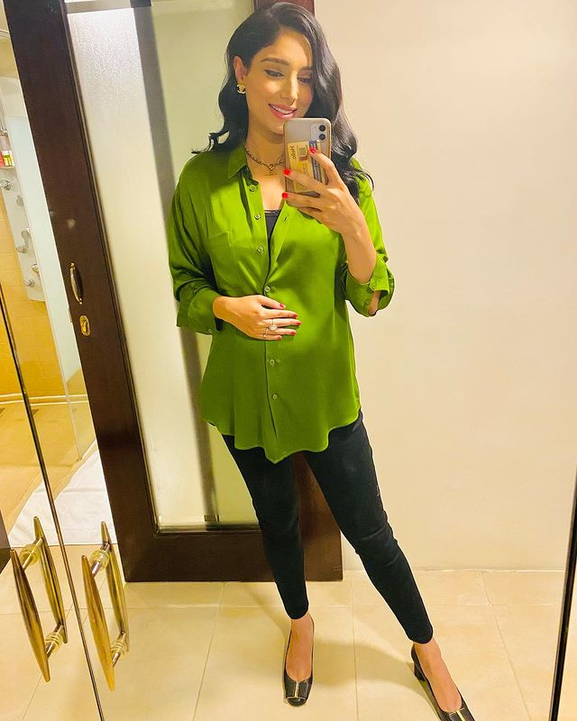 Zainab Abbas Expecting Her First Child