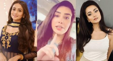 Zarnish Khan Not Happy With Maira Khan's Recent Statement