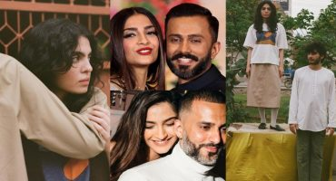 Sonum Kapoor Husband's Brand Got Its Campaign Done in Pakistan
