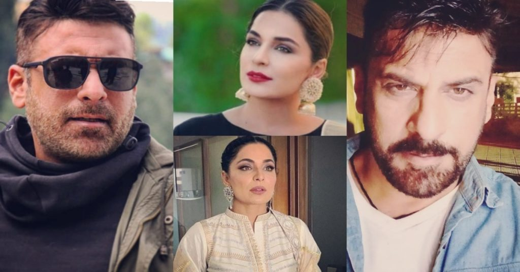 Shamoon Abbasi Opens Up About Meera's Mental State