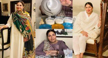 Shagufta Ejaz Shares Amazing Homemade Deodorant Recipe