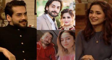 Aima Baig & Shahbaz Shigri Disclose Each Other's Funny Secrets
