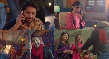 Tera Deewana Starring Imran Ashraf and Sadia Khan is Out