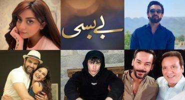 Hum TV Drama Bebasi Cast in Real Life