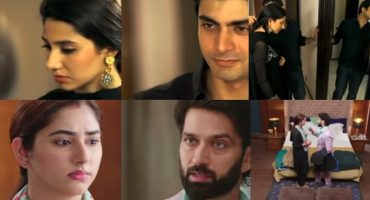 India Copies a Scene From Pakistani Drama Serial Humsafar