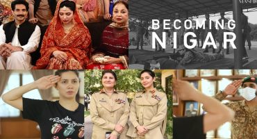 Mahira Khan's Efforts While Essaying Lt Gen Nigar For Biopic Aik Hai Nigar