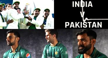 Pakistani Cricketers Talk about their Feelings While Playing Against India