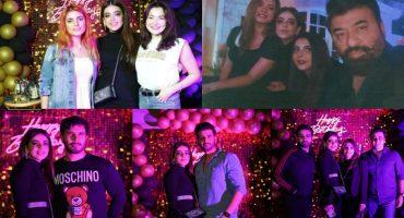 Star Studded Birthday Bash of Yashma Gill
