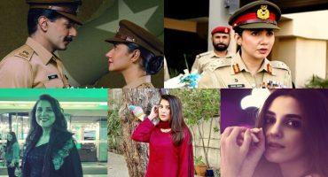 Mahira Khan Garnering Praise From Celebrities For Aik Hai Nigar
