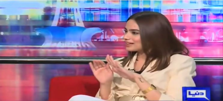 Alyzeh Gabol On Relationship With Mother-in-Law - Old Clip