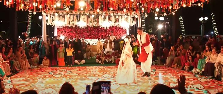 Asad Umar's Lovable Dance Performance At A Family Wedding