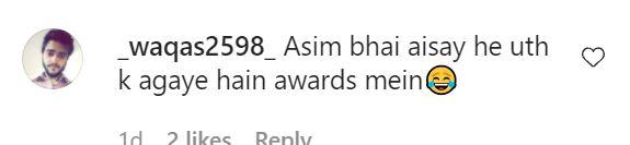 Asim Azhar Clears The Air Regarding His Dressing At LSA'21