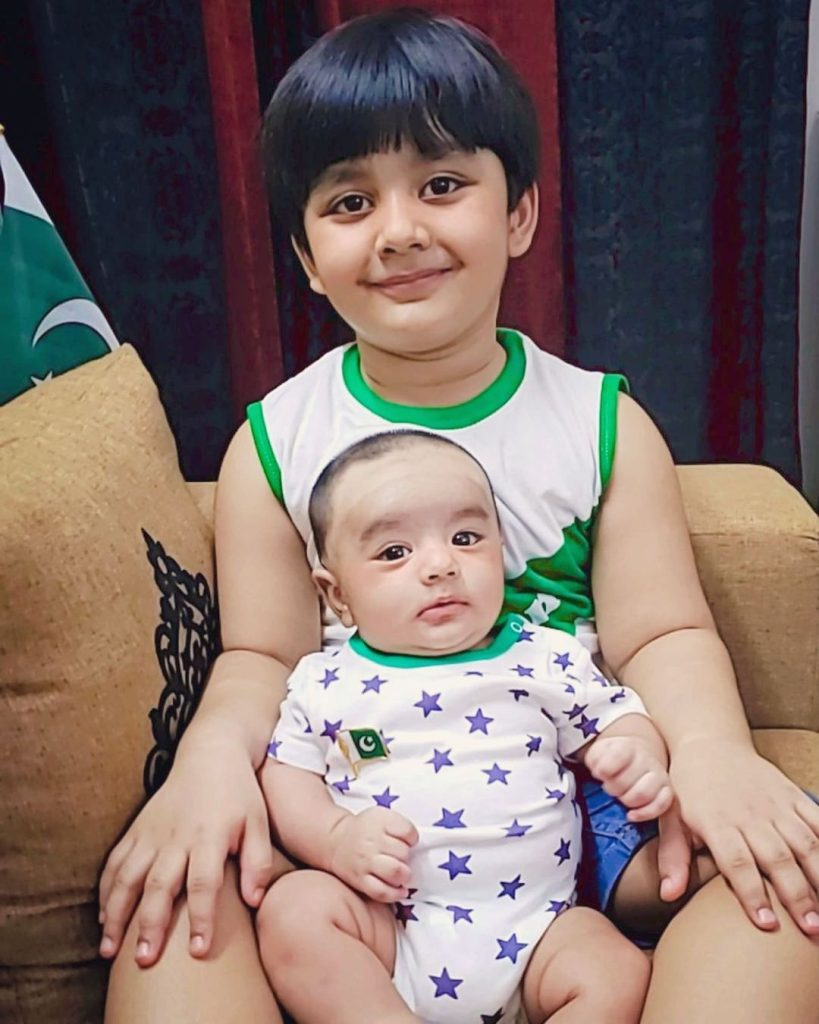 Bewitching Family Pictures Of Bilal Qureshi