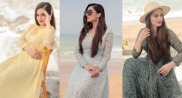 """Aiman Minal Closet Latest Collection """"By The Sea"""""""