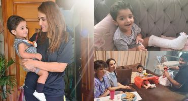 Nadia Khan Shares Ordeal Of Dealing With Post- Injury Issues