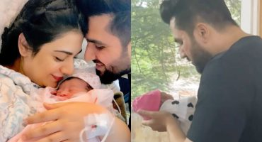 Falak Shabir Reveals The Meaning Of His Daughter's Name