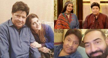 Pakistani Celebrities Mourn Umer Sharif's Death
