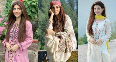 Urwa Hocane's Visit To KPK Pakistan - Beautiful Pictures