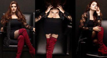 Actress Aliya Ali's Recent Bold Shoot Sparks Criticism
