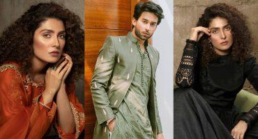 SFK Bridal's Latest Collection'21 Featuring Bilal Abbas Khan And Ayeza Khan