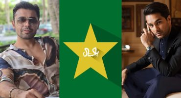 Pakistani Celebrities Extend Good Wishes Before The Pak India Match