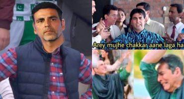 Twitter Trolls Akshay Kumar After Pakistan's Historic Win - Hilarious Memes