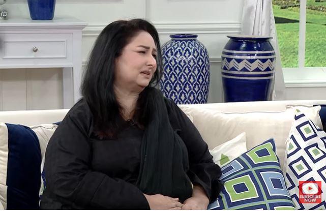 Ghazala Javed Discloses What Made Umer Sharif Sad
