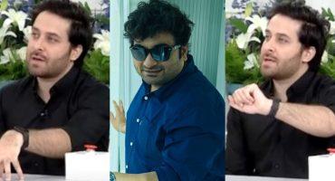 Haroon Shahid Shared How Danish Nawaz Gave Him Tough Time On Set