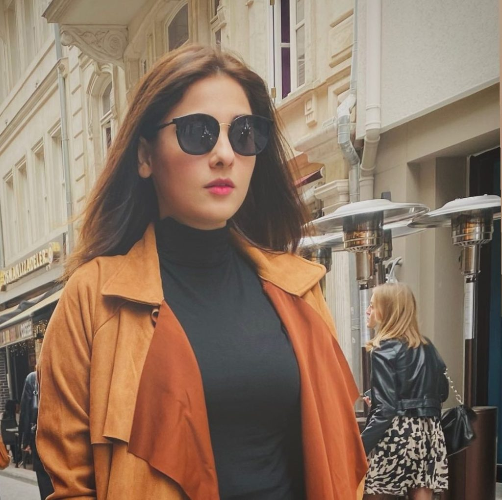 Hina Altaf & Aagha Ali Took The Time Out For Extravagant Vacations