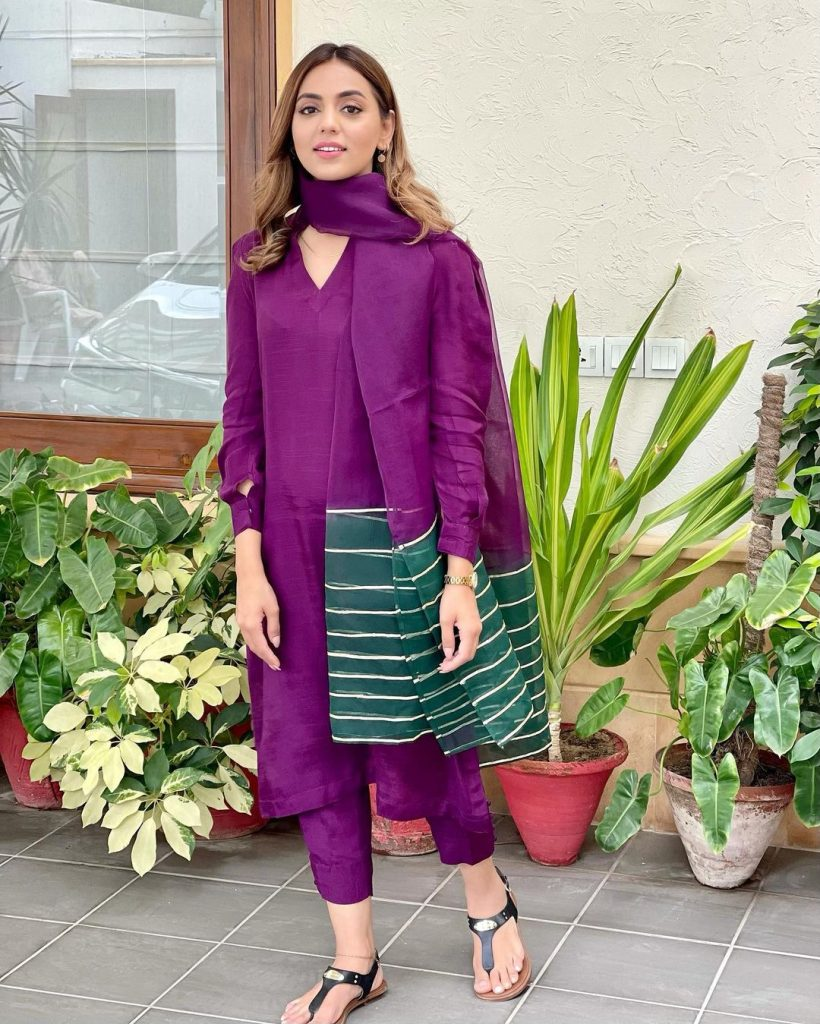 Latest Charming Pictures Of Maryam Noor