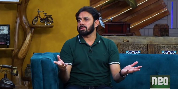 Saeed Ajmal And Mirza Iqbal Baig Shared Their Thoughts On Match Fixing