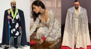 Ali Xeeshan's Latest Collection Photo Shoot Under Severe Criticism