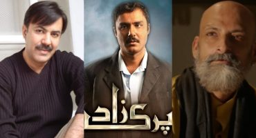 Hashim Nadeem Revealed Enthralling Details About Guru's Character In Parizaad