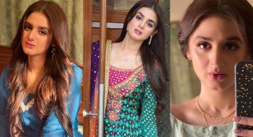 Hira Mani Looks Alluring In Latest Clicks