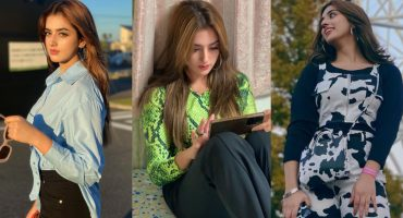 Latest Pictures Of Jannat Mirza From Japan