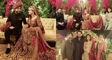 Kompal Iqbal And Qazi Shumail's Shalima Event- Exclusive Pictures