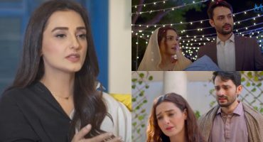 Momal Sheikh Shared Her Experience Of Working With Osama Tahir