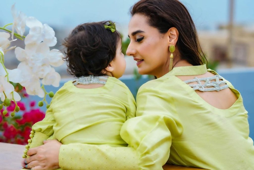 Moomal Sheikh Alluring Pictures with Family From Turkey
