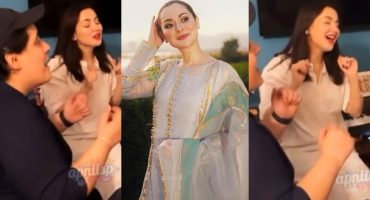 Recent Video Of Hania Aamir Jamming With Friends Ignites Criticism