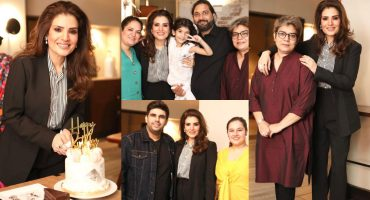 Resham Celebrates Her Birthday With Close Friends And Family